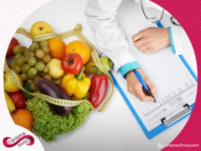 أنواع التغذية العلاجية