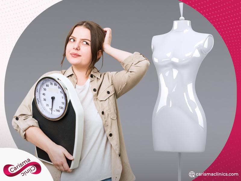 الفرق بين نحت الجسم وشفط الدهون